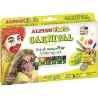 Zestaw do malowania twarzy. Carnival - zdjęcie zabawki, gry