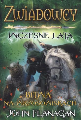 Zwiadowcy: Wczesne lata 2. Bitwa - okładka książki