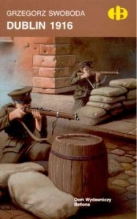 Dublin 1916 - okładka książki