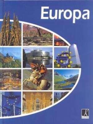 Europa - okładka książki