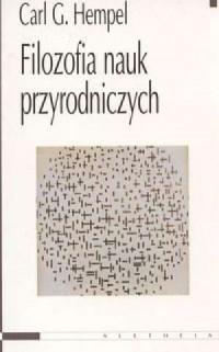 Filozofia nauk przyrodniczych - okładka książki