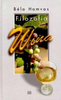 Filozofia wina - okładka książki