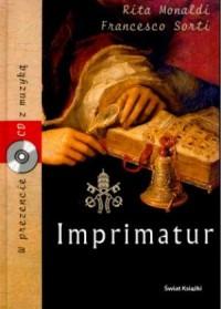 Imprimatur - okładka książki