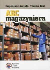 ABC magazyniera - okładka książki
