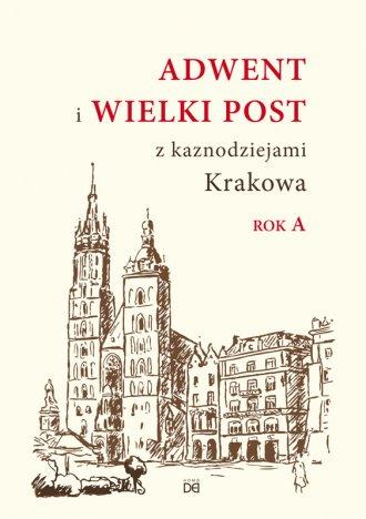 Adwent i Wielki Post z kaznodziejami - okładka książki