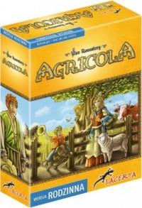Agricola wersja rodzinna - zdjęcie zabawki, gry