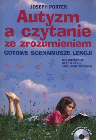 Autyzm a czytanie ze zrozumieniem - okładka książki