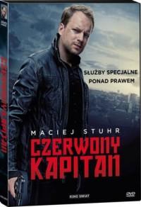 Czerwony Kapitan - Wydawnictwo - okładka filmu