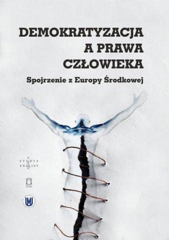 Demokratyzacja i prawa człowieka. - okładka książki