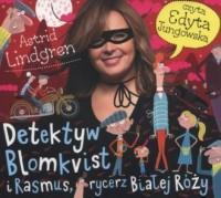 Detektyw Blomkwist i Rasmus, rycerz Białej Róży - pudełko audiobooku