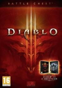 Diablo 3. Battlechest (PC) - Wydawnictwo - pudełko programu