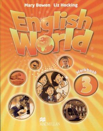 English World 3. Workbook - okładka podręcznika