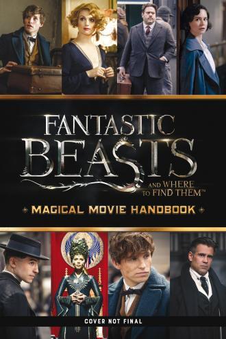 Fantastyczne zwierzęta. Magiczny - okładka książki