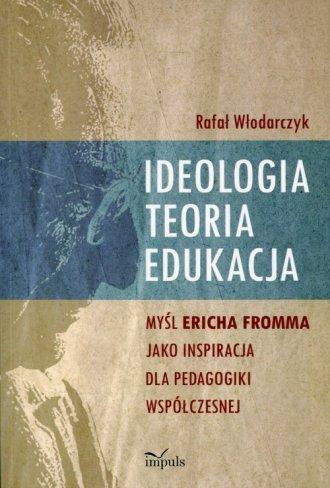 Ideologia, teoria, edukacja. Myśl - okładka książki