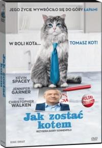 Jak zostać kotem - Wydawnictwo - okładka filmu
