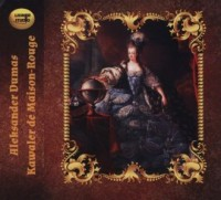 Kawaler de Maison-Rouge - pudełko audiobooku
