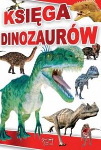 Księga dinozaurów - okładka książki