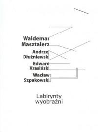 Labirynt wyobraźni - okładka książki