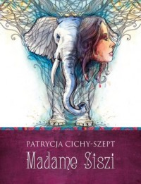 Madame Siszi - okładka książki