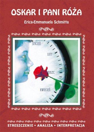 Oskar i pani Róża Erica-Emmanuela - okładka podręcznika