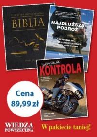 Pakiet dla motocyklistów - okładka książki