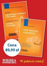 Pakiet językowy - angielski - okładka podręcznika