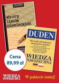 Pakiet językowy - niemiecki - okładka podręcznika