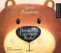 Pamiętnik Czarnego Noska - Janina - pudełko audiobooku