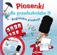 Piosenki dla przedszkolaka 11. - okładka książki