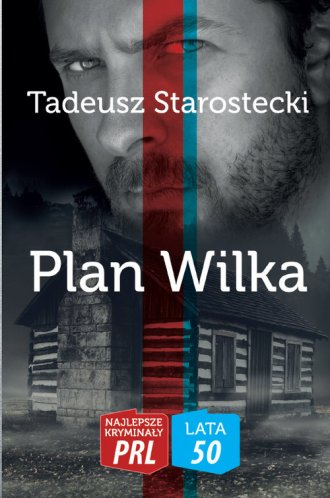 Plan wilka - okładka książki
