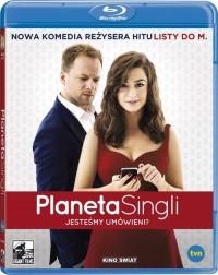Planeta Singli (Blu-ray) - Wydawnictwo - okładka filmu
