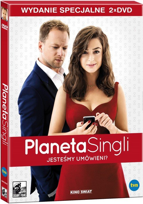 Planeta Singli (2 DVD) - okładka filmu