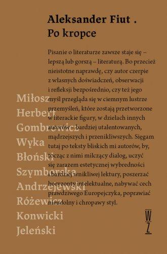 Po kropce - okładka książki