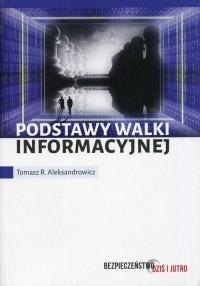 Podstawy walki informacyjnej - okładka książki