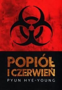 Popiół i czerwień - okładka książki