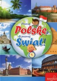 Poznaj Polskę, poznaj świat - okładka książki