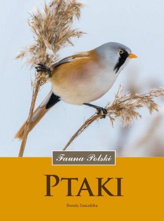 Ptaki. Fauna Polski - okładka książki