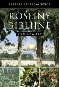Rośliny biblijne - okładka książki