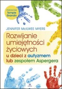 Rozwijanie umiejętności życiowych - okładka książki