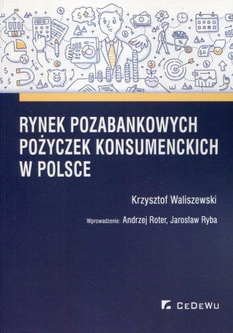 Rynek pozabankowych pożyczek konsumenckich - okładka książki