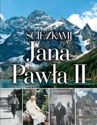 Ścieżkami Jana Pawła II - Monika - okładka książki