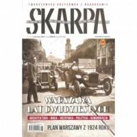 Skarpa warszawska 6/2015 - okładka książki