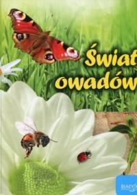 Świat owadów - okładka książki