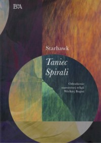 Taniec Spirali - okładka książki