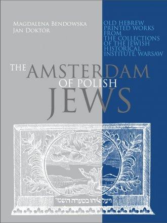 The Amsterdam of Polish Jews. Old - okładka książki