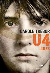 U4 Jules - okładka książki