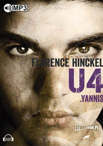 U4 Yannis - pudełko audiobooku