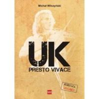U.K. Presto Vivace - okładka książki