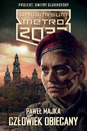 Uniwersum Metro 2033. Człowiek - okładka książki