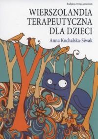Wierszolandia terapeutyczna dla dzieci - okładka książki